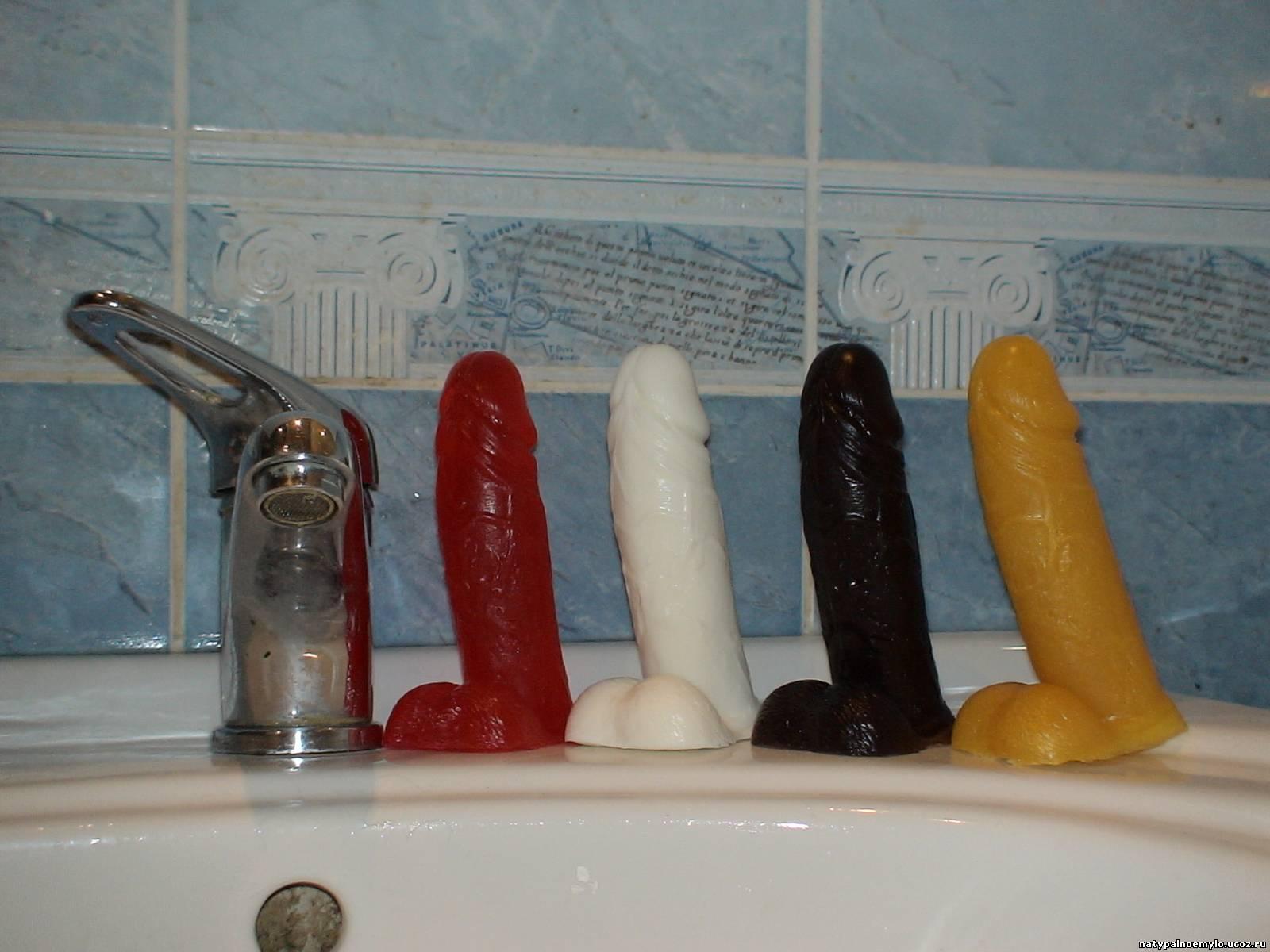 Каким мылом мыть член